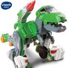 VTech伟易达 超级霸王龙80-147718 变形声控恐龙变形玩具 吊车