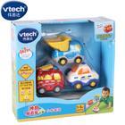 VTech伟易达 轨道小车套装80-205818 会说话唱歌的小汽车儿童玩具