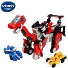 Vtech伟易达 脘龙腕龙80-132018 百变金刚恐龙玩具 汽车玩具