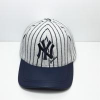MLB新款NY棒球帽黑白经典条纹15NY4UCD13922