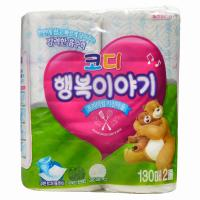【超级生活馆】可涤纸厨巾2卷/提(编码:530060)