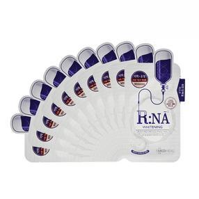 韩国 美迪惠尔 R:N.A 美白面膜  【紫色--美白提亮】  10片/盒