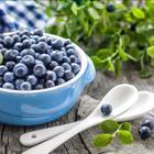 涂镇头茬蓝莓 有机鲜果蓝莓125g*4 果酱酵素必备 顺丰包邮