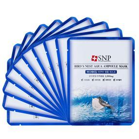 韩国SNP 燕窝海洋面膜   10片/盒