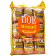 【超级生活馆】DOE蛋黄味韧性饼干226g(编码:560554)