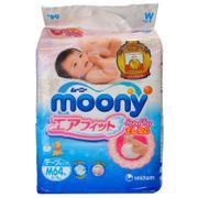 【超级生活馆】MOONY婴儿纸尿裤M64片64P(编码:533201)