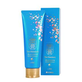 韩国 LG润膏  水凝养护金丝燕窝润膏 无硅油二合一洗发水  250ml