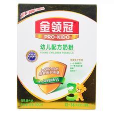 【超级生活馆】伊利金领冠3段盒装奶粉400g(编码:251141)