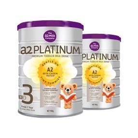 【澳洲直邮|包税包邮】 A2白金系列婴幼儿奶粉3段 900g 2罐装/3罐装 a2 Platinum