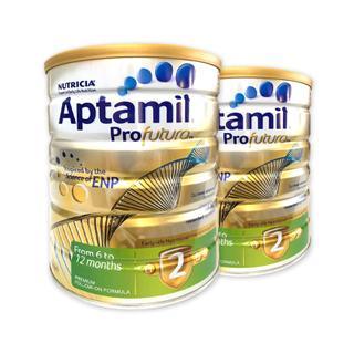 【澳洲直邮|包税包邮】Aptamil Profutura爱他美白金版2段奶粉-2罐装