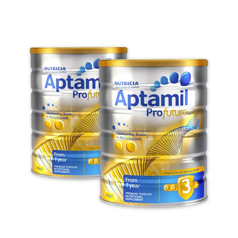 【澳洲直邮 包税包邮】Aptamil Profutura爱他美白金版3段奶粉-2罐装