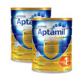 【澳洲直邮|包税包邮】Aptamil Gold爱他美金装版1段奶粉
