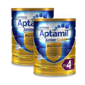 【澳洲直邮|包税包邮】Aptamil Gold爱他美金装版4段奶粉