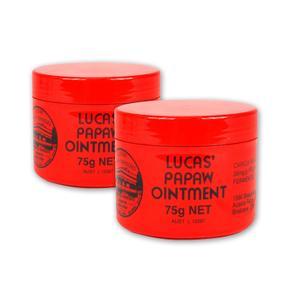 【澳洲直邮|包税包邮】Lucas Papaw神奇番木瓜膏霜烫伤万用润唇75g