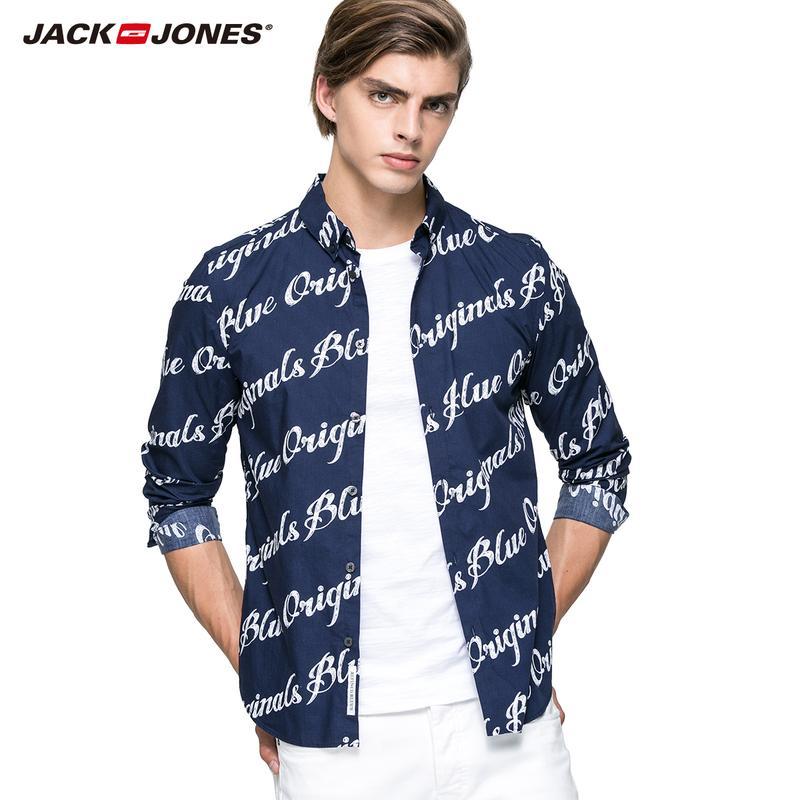 杰克琼斯衬衫专柜