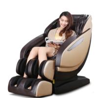 荣泰RT6600按摩椅 家用全身多功能按摩沙发 电动豪华太空舱按摩椅