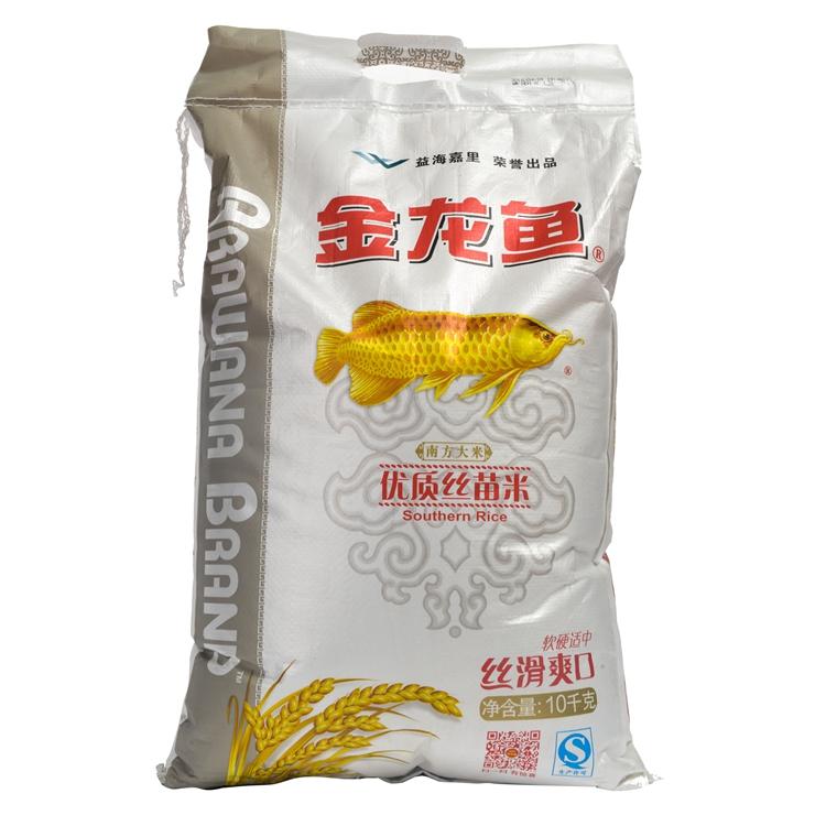 金龙鱼大米10kg价格_金龙鱼生态稻东北大米10kg国产大米清香软糯