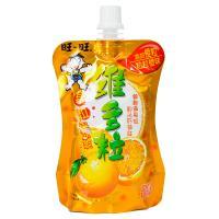 【华师店】旺旺维多粒粒橙果冻150g(条码:6906839615757)