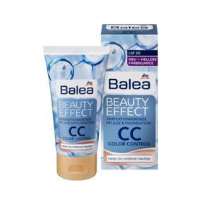 【德国直邮】德国芭乐雅BALEA Beauty Effect 玻尿酸系列8合1隔离防晒CC面霜LSF20