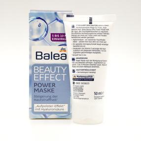【德国直邮】德国芭乐雅BALEA Beauty Effect 玻尿酸提拉紧致面膜