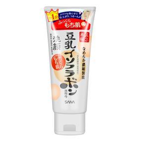 日本  莎娜(SANA)美肌滋润保湿豆乳洁面乳 洗面奶 卸妆乳 孕妇可用   150g