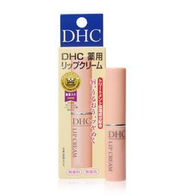日本  蝶翠诗DHC 润唇膏橄榄纯榄护唇膏  1.5g