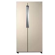 Samsung/三星 RS62K6000SK新品无霜保湿双循环变频对开门冰箱