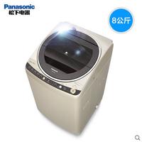 Panasonic/松下 XQB80-GD8236 8KG波轮洗衣机变频冷凝烘干除异味