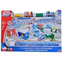 【超级生活馆】托马斯电动系列之冰雪王国轨道套装DHC781*(编码:592066)