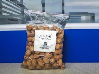 唐人庄园 百年老树 山核桃 皮薄肉厚 2斤包邮