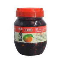 【宜都馆】土老憨陈皮下饭豆豉三峡特产豆豉酱 500g