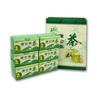黑土硒都龙江精品野生蒲公英袋泡茶   1.5g*20袋*6盒/提