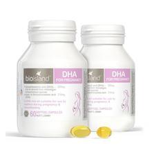 【积分兑换】【澳洲直邮|包税包邮】Bioisland孕妇DHA60粒-孕期必备 哺乳期营养 补脑圣品