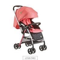 好孩子小龙哈彼婴儿推车轻便折叠可坐可躺多功能宝宝伞把车LC520