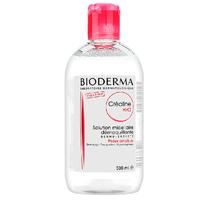 Bioderma/贝德玛粉水脸部温和清洁净妍无刺激卸妆水500ml