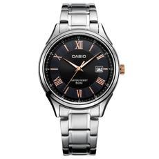 CASIO卡西欧男表腕表 商务休闲简约指针手表MTH-1063D-1A