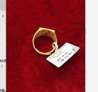 老凤祥 黄金戒指