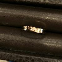 六福珠宝戒指