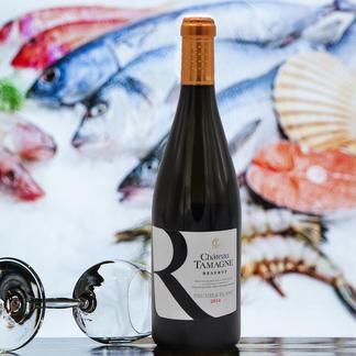 俄罗斯原瓶进口库班勃朗总理沙多塔曼窖藏干白葡萄酒750ml*1支