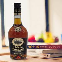 俄罗斯原瓶进口库班五年白兰地酒1支*500ml