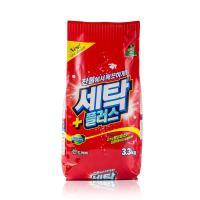 韩国原产Sandokkaebi加酶低泡合成洗衣粉