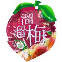 【华师店】溜溜梅乌梅60g(条码:6923976110167)