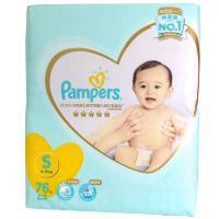 【天顺园店】帮宝适进口纸尿裤大包装小码76片(编码:599251)