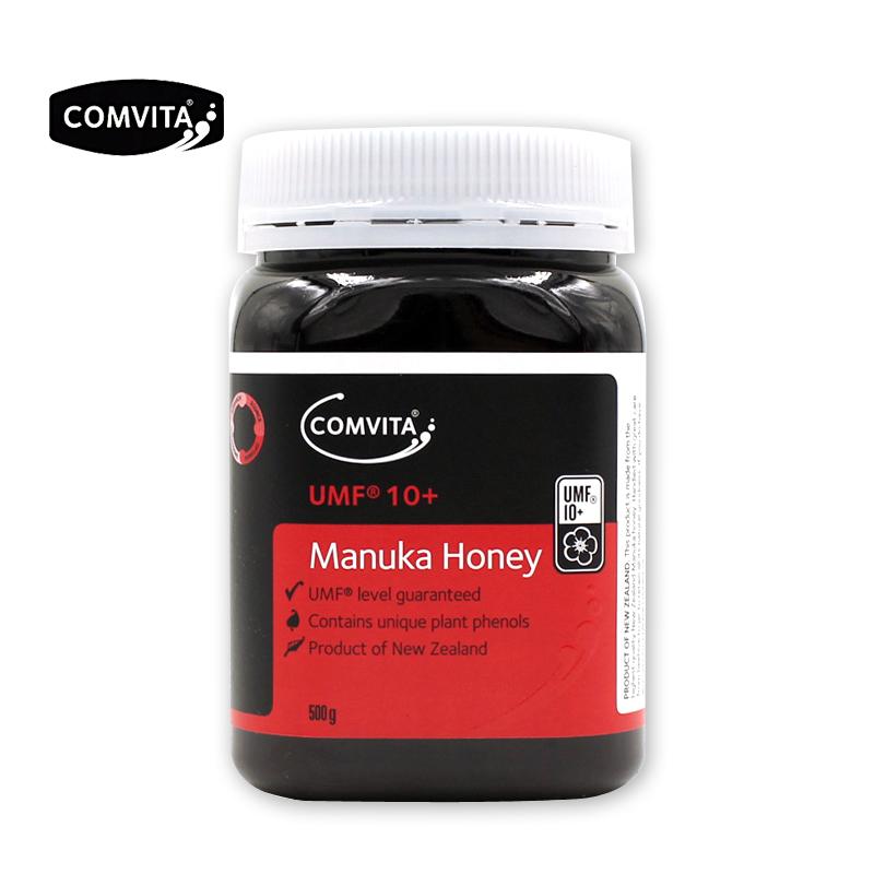 【澳洲直邮 包税包邮】Comvita  UMF10+康维他天然麦卢卡蜂蜜500g