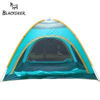 BLACKDEER黑鹿  户外露营 一秒速搭帐篷