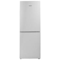 美菱冰箱BCD-201WEC极光银 201升双门冰箱 金属拉丝 节能省电