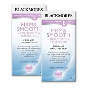 【澳洲直邮|包税包邮】Blackmores天然维生素E紧致护肤霜50g-紧致光滑肌肤 预防细纹