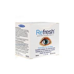 【澳洲直邮|包税包邮】Refresh抗疲劳眼药水0.4ml*30支