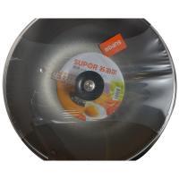 【超级生活馆】苏泊尔精铸富铁锅筒装(带盖)32cm(编码:364023)