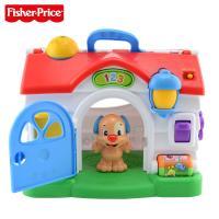芭比玩具 费雪皮皮学习小屋(双语)BLW10 婴幼儿早教益智玩具【五折特惠】